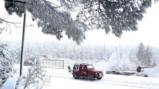 Κακοκαιρία «Ζηνοβία»: Προβλήματα λόγω του χιονιά – Πού θα «χτυπήσει» τις επόμενες ώρες