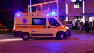 Τραγωδία στις Πλαταιές: Νεκρός ένας ηλικιωμένος, στο νοσοκομείο ο γιος του