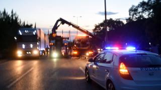 Τροχαίο με νεκρό και τραυματία στην Εθνική Οδό Κορίνθου - Πατρών