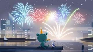 Παραμονή Πρωτοχρονιάς: Η Google αποχαιρετά το 2019 με ένα doodle