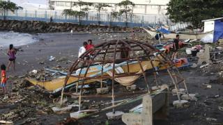 Φιλιππίνες: Στους 50 νεκρούς αυξήθηκε ο απολογισμός των θυμάτων του τυφώνα