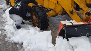 Κακοκαιρία «Ζηνοβία»: Πού χρειάζονται αλυσίδες σε Αχαΐα, Αρκαδία και Κορινθία