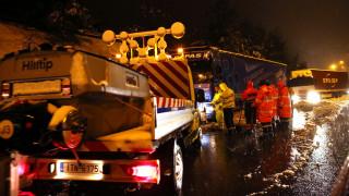 Καρατομήθηκε ο αρμόδιος διοικητής της Τροχαίας μετά το χάος στην Εθνική Οδό