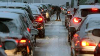 ΣΥΡΙΖΑ: Το «επιτελικό κράτος» κατέρρευσε από 5 εκατοστά χιόνι