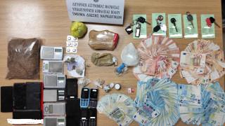 Βόλος: Δήλωνε άπορος και έτρωγε σε συσσίτια, αλλά ήταν αρχηγός σπείρας ναρκωτικών