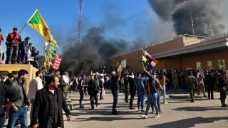 Το Ιράν «βλέπουν» οι ΗΠΑ πίσω από την  απόπειρα εισβολής στην αμερικάνικη πρεσβεία στη Βαγδάτη