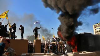 Πομπέο: Έργο τρομοκρατών η επίθεση στην πρεσβεία των ΗΠΑ στο Ιράκ