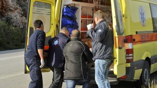 Νεκρός 29χρονος μοτοσικλετιστής  στον κόμβο Αμφίπολης- Καβάλας