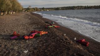 Προσφυγικό: 123 άνθρωποι έφτασαν στη Μυτιλήνη λίγο μετά την αλλαγή του χρόνου