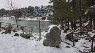 «Αγριεύει» πάλι ο καιρός: Χιόνια και κρύο έρχονται από τον βορρά