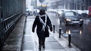 Καιρός: Έφτασε το νέο κύμα ψύχους – Χιόνια στα βόρεια προάστια της Αττικής