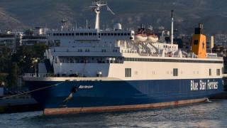 Πλοίο προσέκρουσε στο λιμάνι του Ηρακλείου