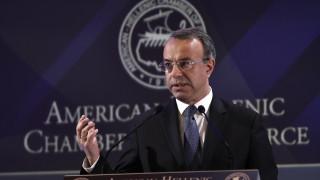 Σταϊκούρας: Οι οικονομικοί στόχοι της Ελλάδας για το 2020