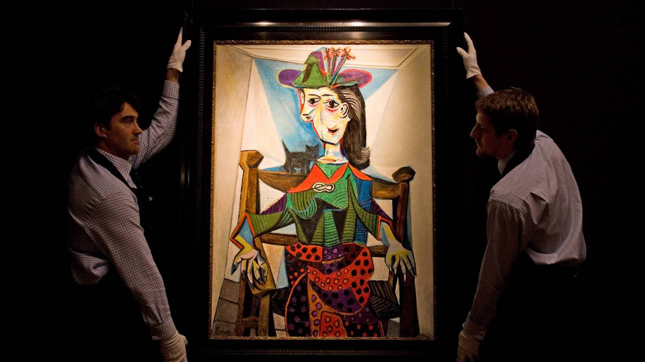 Tate Modern: Άνδρας έσκισε πίνακα του Πικάσο αξίας 20 εκατ. ευρώ
