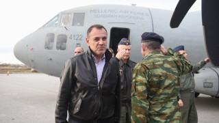 Παναγιωτόπουλος: Κανείς δεν πρέπει να απειλεί τα κυριαρχικά μας δικαιώματα, δεν φοβόμαστε