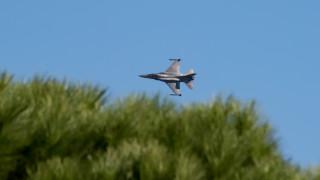 Νέες υπερπτήσεις τουρκικών F-16 πάνω από Παναγιά και Οινούσσες
