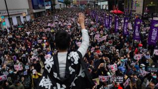 Διεθνής Αμνηστία: Υπερβολική η χρήση βίας στις διαδηλώσεις του Χονγκ Κονγκ