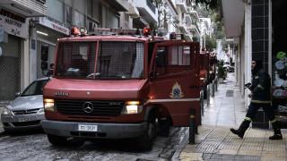 Πυρκαγιά σε διαμέρισμα στο Κουκάκι