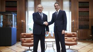 Μητσοτάκης – Νετανιάχου δεσμεύτηκαν για εμβάθυνση της στενής σχέσης Ελλάδας – Ισραήλ