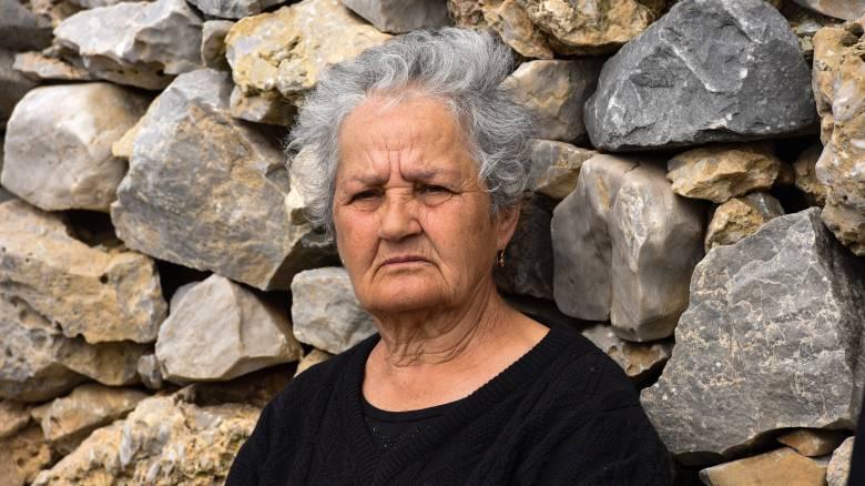 Κίναρος: Εντοπίστηκε η μοναδική κάτοικος του νησιού, κυρία Ρηνιώ
