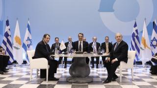 Αναστασιάδης για EastMed: Όποια χώρα θέλει μπορεί να συμμετέχει