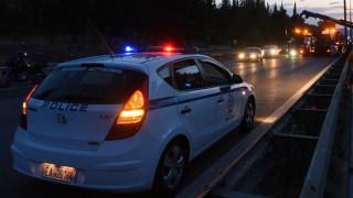 Τροχαίο στην Αθηνών - Λαμίας: Σύγκρουση φορτηγού με αυτοκίνητο