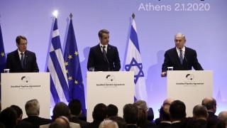 Μητσοτάκης- Αναστασιάδης - Νετανιάχου καταδικάζουν την τουρκική απόφαση για Λιβύη