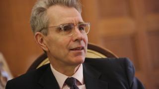 Πάιατ: Διπλωματικής σημασίας η υπογραφή της συμφωνίας για τον EastMed