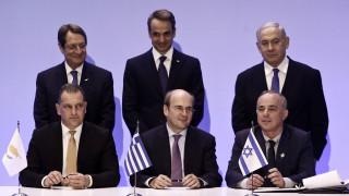 Αγωγός EastMed: Τα μηνύματα στην Άγκυρα και η σημασία του για την Ελλάδα