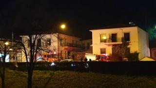 Τρίκαλα: Φωτιά σε εμπορικό κέντρο - Εμπρησμό «δείχνουν» τα πρώτα στοιχεία
