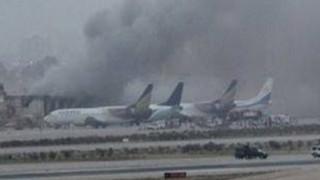 Κλειστό το αεροδρόμιο της Τρίπολης λόγω ρίψης ρουκετών