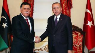«Έντονη ανησυχία» της Ε.Ε. για την απόφαση περί ανάπτυξης τουρκικών δυνάμεων στη Λιβύη
