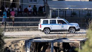 Μόρια: Μικροεπεισόδια μεταξύ Αφγανών και αστυνομικών έξω από το ΚΥΤ
