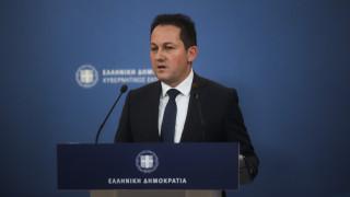 Πέτσας: Ο Μητσοτάκης θα ενημερώσει τους πολιτικούς αρχηγούς μετά το ταξίδι στις ΗΠΑ