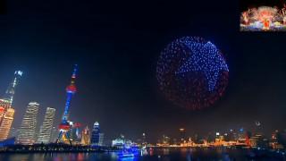 Σαγκάη: Η θεαματική επίδειξη της Πρωτοχρονιάς ήταν... μαγνητοσκοπημένη