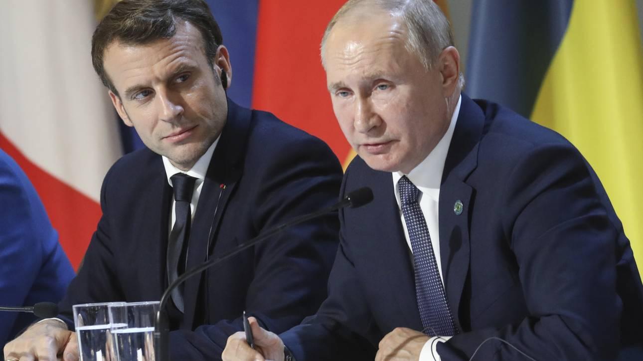 Δολοφονία Σουλεϊμανί: Μακρόν και Πούτιν ανησυχούν για επιδείνωση της κατάστασης στη Μέση Ανατολή