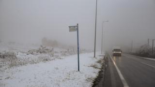 Προ των πυλών νέα κακοκαιρία με χιονοπτώσεις, καταιγίδες και παγετό