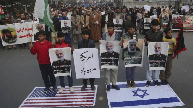 Δολοφονία Σουλεϊμανί: Άναψε το «φιτίλι» της Μέσης Ανατολής