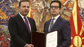 Βόρεια Μακεδονία: Η υπηρεσιακή κυβέρνηση έλαβε ψήφο εμπιστοσύνης