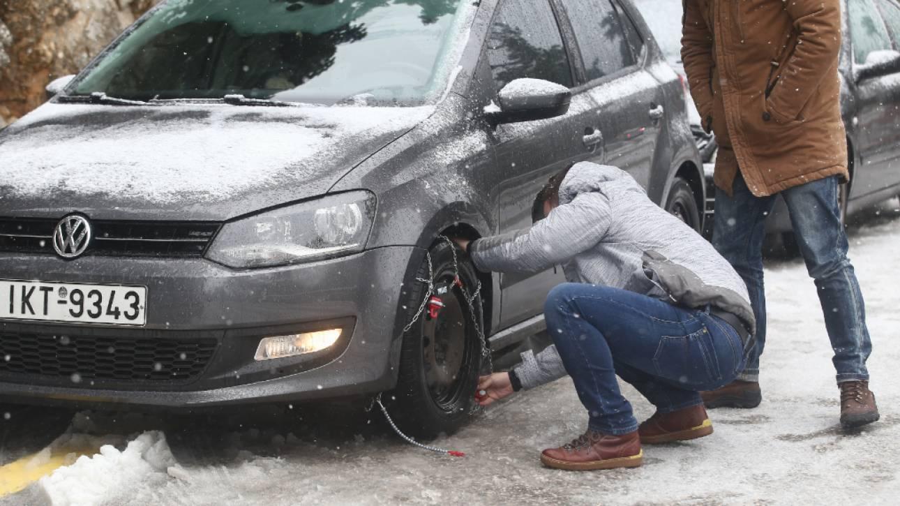 Κακοκαιρία: Έκτακτα μέτρα της Τροχαίας και προειδοποιήσεις στους οδηγούς