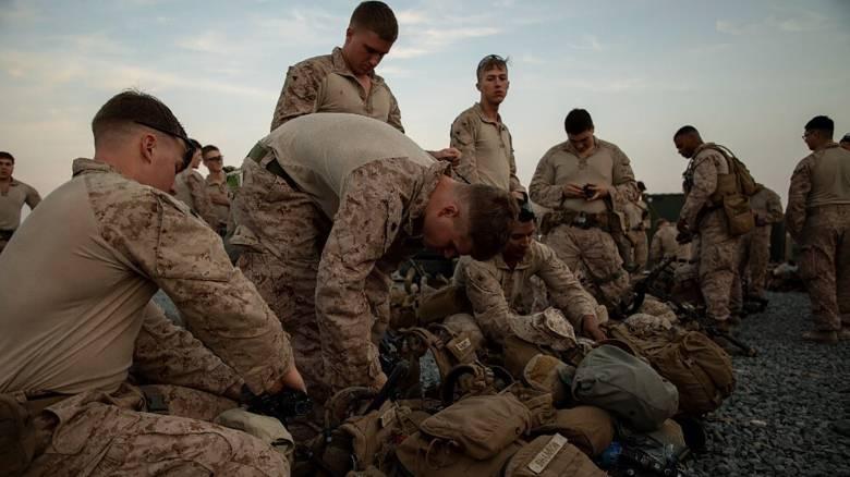 Το αμερικανικό Πεντάγωνο στέλνει 3.500 στρατιώτες στη Μέση Ανατολή