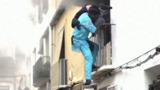 Ισπανία: Άδεια παραμονής σε Σενεγαλέζο ως ανταμοιβή επειδή έσωσε έναν ανάπηρο