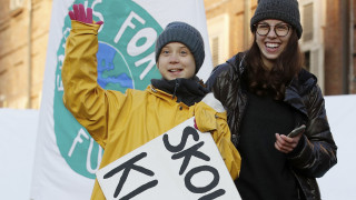 Γκρέτα Τούνμπεργκ: Πώς γιόρτασε τα γενέθλιά της; Με επτάωρη διαδήλωση!