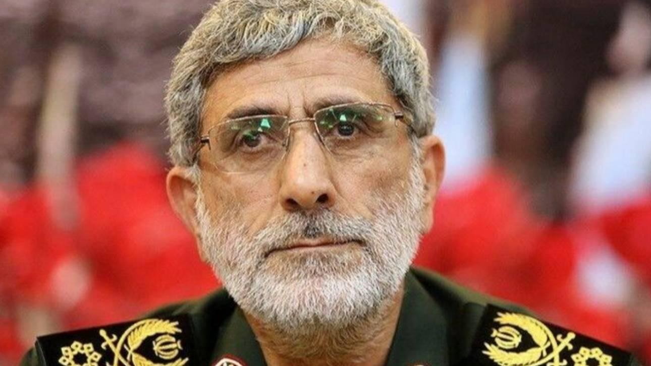 Ο διάδοχος του Σουλεϊμανί απειλεί τις ΗΠΑ: Θα δούμε πολλά πτώματα Αμερικανών στη Μέση Ανατολή