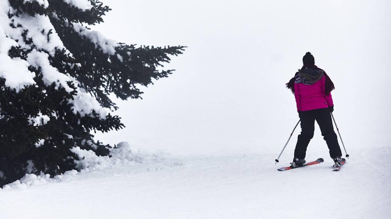 Πλήγμα για τα χιονοδρομικά κέντρα της Βόρειας Ελλάδας η καλοκαιρία του 2019