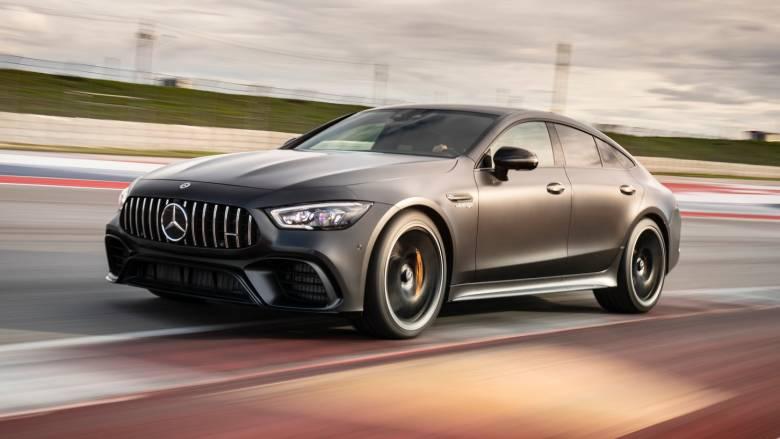 Αυτοκίνητο: H κορυφαία Mercedes-AMG GT 4Door Coupe θα ξεπερνά τους 800 ίππους
