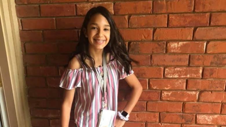 ΗΠΑ: Καρέ - καρέ η στιγμή που 12χρονη σώζει τον 2χρονο αδερφό της από απαγωγή