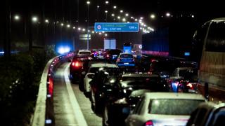 Κακοκαιρία «Ηφαιστίων»: Τα μέτρα στις εθνικές οδούς - Τι να προσέξουν οι οδηγοί
