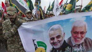 Δολοφονία Σουλεϊμανί: Τριήμερο πένθος κήρυξε το Ιράκ