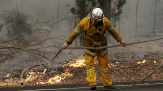 Pink: Στο πλευρό των πυροσβεστών που μάχονται στην Αυστραλία – Δωρίζει μισό εκατομμύριο